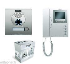 FERMAX CITYLINE 4961 Kit completo VIDEO PORTERO a COLOR Automatico electronico.