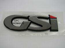 Original Opel GSi Emblem Version Corsa-C CHROM 171460