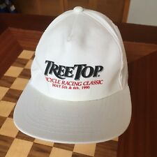 Vintage Road Bicycle Race Tree Top Classic 1990 Hat Cap