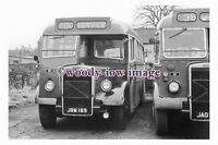 ab0075 - Cumberland Coach Bus - JRM 189 - photograph 6x4