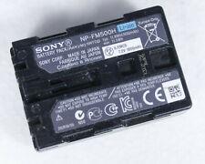 Genuine Sony NP-FM500H Battery for SLR A100 A300 A350 A450 A500 A550 A560 A580
