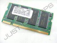 Samsung M470L3224FT0-CB0 PC2100 256MB DDR 266MHz Memoria para Portátil Ram