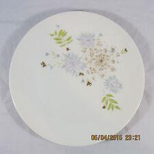 Arzberg Gossamer bread butter salad plates set 2 floral blue gold green 2025