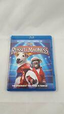 Air Bud Russell Madness Blu-Ray Dvd