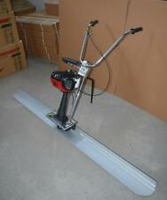 Best Price! IntBuying concrete power vibrating screed with 6.5' Board New Hot