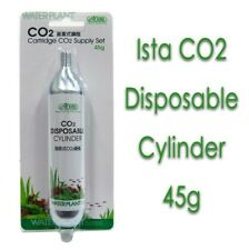 Ista Disposable CO2 Cylinder Cartridge Refill 45g (1 pc) for Planted Tanks