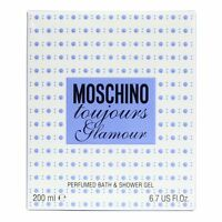 Moschino Toujours Glamour Perfumed Bath & Shower Gel 200ml Boxed UK Stockist