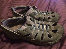 Merrell Continuim Hiking Trail Shoe  Youth/Jr Womens Water Sandal Sz 5.5