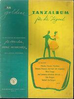 Heinz Munsonius - Das goldene Tanzalbum für die Jugend Band 2