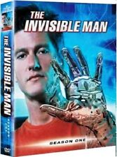 THE INVISIBLE MAN (2000) 1: Vincent Ventresca First TV Series Season NEW DVD R1