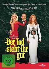 Der Tod steht ihr gut - Bruce Willis - DVD - OVP - NEU