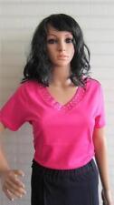 Maglie e camicie da donna Blusa rosa casual