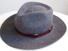 INDY++++ edler italienischer Designer Hut / Filzhut Hipster 100% Wolle