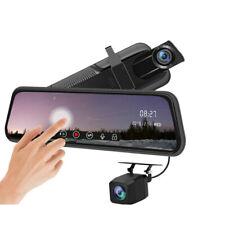 Junsun 10 inch DVR Rearview Mirror Camera