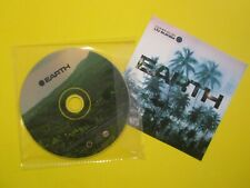 LTJ Bukem Earth 11 Tracks EarthCD004 Dance Electronic  CD