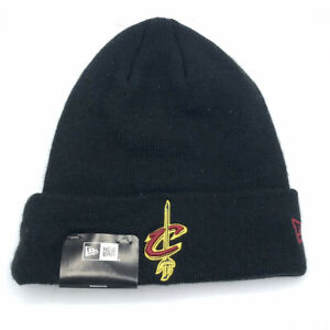 New Era Cavaliers Black/Maroon/Yellow Sz O/S MSRP $24.99