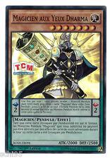 """Yu-Gi-Oh - """"Magicien aux Yeux Dharma"""" BOSH-FR096 - Super rare"""