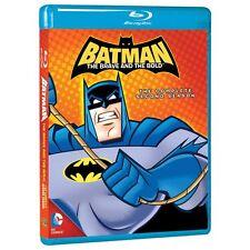 BATMAN : BRAVE AND THE BOLD - SEASON 2  - Blu Ray - Sealed & Region free for UK