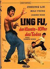 Ling Fu - Super Kung Fu Kid , small Hardbox , DVD Region2 , 100% uncut