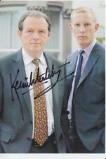 KEVIN WHATELY HAND SIGNED 6X4 PHOTO INSPECTOR MORSE LEWIS.