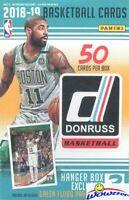 2018/19 Panini Donruss Basketball EXCLUSIVE HUGE 50 Card HANGER Box-Doncic RC YR