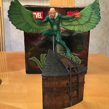 Marvel SpiderMan Sinister Six Vulture Statue Diamond Select Nt Bowen