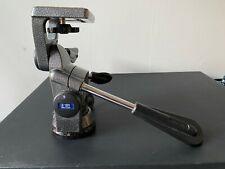Gitzo G1371 - 3-Way Pan Tilt Tripod Head - EXCELLENT CONDITION!