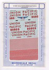 87-580 Union Pacific #8080 Coal Turbine Locomotive HO Scale