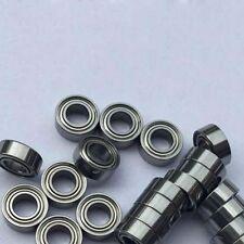 10PCS MR84 MR84Z Iron Miniature Bearings Ball Mini Roller Bearing 4X8X3mm MR84ZZ