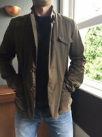 Barbour Dept B Commander Jacket as seen in 'Skyfall' - Size Medium