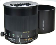 TAMRON SP 500mm F8 Mirror (55B)