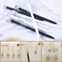 Creative Cultivate Plant Gel Pen Garden Grow Grass Pens Children Stationery Gift