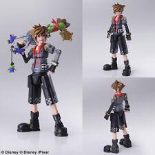 Kingdom Hearts III 3 Deluxe Edition Xbox One PS4 Bring Arts SORA Figure + Stand