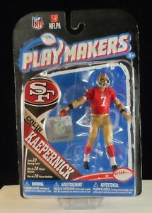 2013 McFarlane Series 4 Playmaker Colin Kaepernick 49ers 4-Inch Action Figure