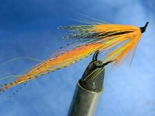 Ally's Shrimp Cascade double #6 - Classic fly for Atlantic salmon fly fishing