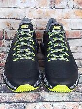 Black Nike Men's Dual Fusion Trail 2 Running Shoes Sneaker 81914600 1US 10 EU 44