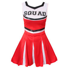 489b03842167 I Love Fancy Dress Ilfd4060 Ladies Cheerleader Costume With Squad
