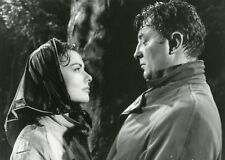 "ROBERT MITCHUM ANNE HEYWOOD ""LES COMBATTANTS DE LA NUIT"" TAY GARNETT PHOTO CM"