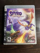 The Legend of Spyro: Dawn of the Dragon (Sony PlayStation 3 2008) PS3 TESTED