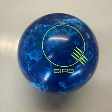 Brunswick Quantum Bias Pearl   BOWLING  ball 15 lb  brand new in box