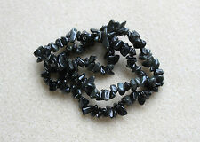 Rainbow Obsidian Chip Beads 6-9mm - Full Strands 15 inch