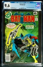 Batman #311 CGC 9.6 Batgirl appearance, Origin of Doctor Phosphorus 1979