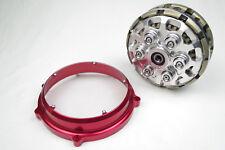Ducati Antihopping Kupplung mit Kupplungsdeckel und Kupplungskorb Set NEU