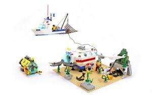 Lego System 6441 Deep Reef Refuge *RARE RETIRED 1997* Vintage 100% Complete