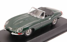 Jaguar E Type Spyder English Version 1962 Green 1 43 Model Best Models