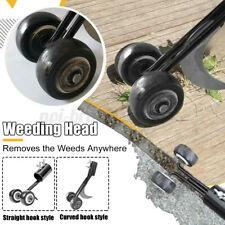 Crazy Weeds Head Snatcher Roller Slot Remover Durable Puller Trimmer Puller Tool