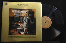 Walter Carlos-Switched-On Bach-Columbia 31018-QUAD SHRINK