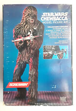 Screamin' / Star Wars / 1/4 scale Vinyl Model Kit / Chewbacca / Complete in Box