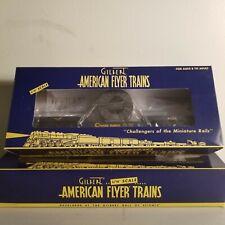 American Flyer 6-48531 Chessie System Flatcar W/Cable Reel<++>MINT<++>NIB<++>OB
