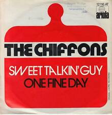 Chiffons - Sweet Talkin' Guy/One Fine Day (Vinyl-Single) !!!